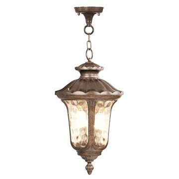 Livex Lighting Oxford 26 Inch Outdoor Chain Hang Light
