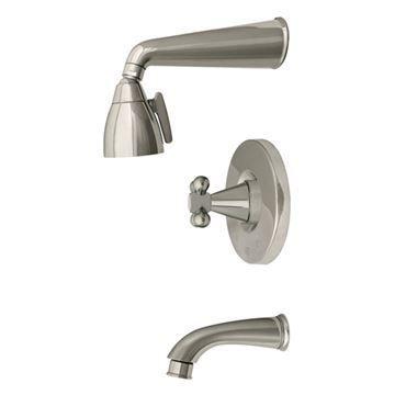 Whitehaus Blairhaus Truman Pressure Balance Valve Tub & Shower Faucet Set