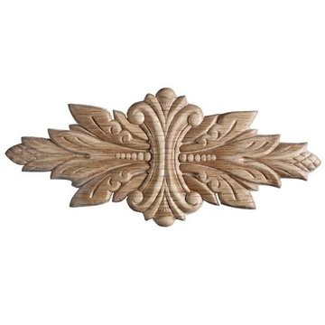7 1/2 Inch Embossed Applique