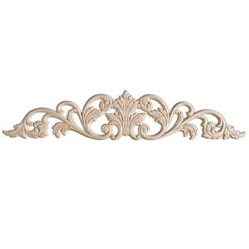 20 3/8 Inch Embossed Applique
