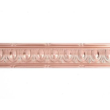 PRESSED STEEL CORNICES - COPPER