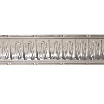Shanker Pressed Steel Cornices - Steel
