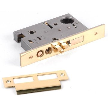 2 1/2 KNOB TO KNOB MORTISE LOCK
