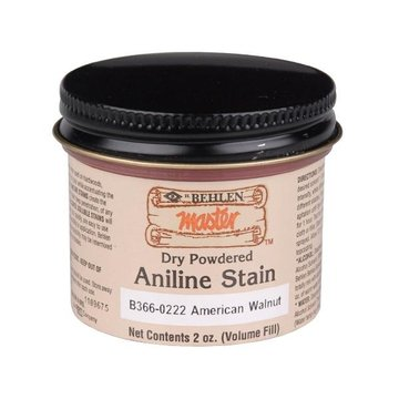 H. Behlen Dry Powdered Aniline Stain