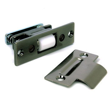 SILENT ROLLER DOOR CATCH