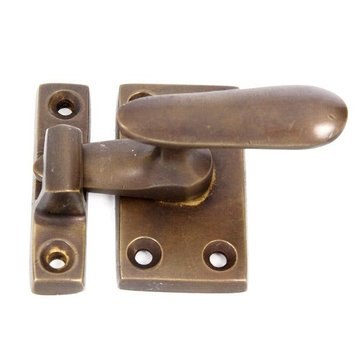 Restorers Casement Latch With Lever Handle
