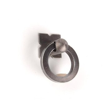 Top Knobs Normandy Collection Rustic Ring Pull