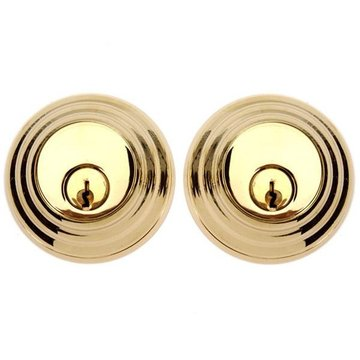 STEPPED DEADBOLT