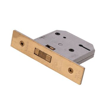 2 1/4 POCKET DOOR MORTISE LOCK