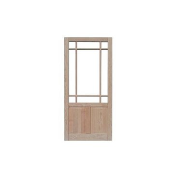 DOUGLAS FIR OR PINE SCREEN DOOR