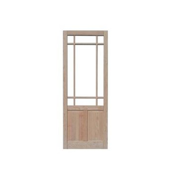 MAHOGANY SCREEN DOOR