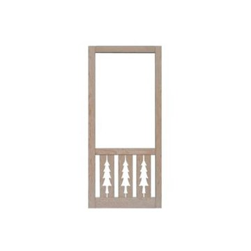 DOUGLAS FIR SCREEN DOOR