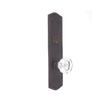 10 1/2 ROPE ENTRY MORTISE SET WITH HARTFORD KNOB