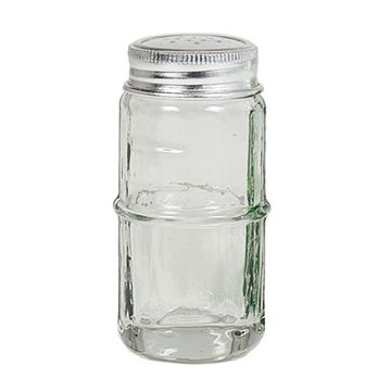 Restorers Hoosier Glass Spice Jar