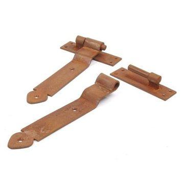 Restorers 12 Inch Band Iron Hinge