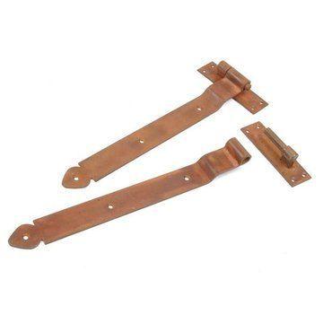 Restorers 18 Inch Band Iron Hinge