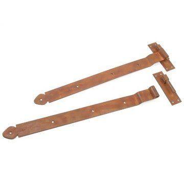 Restorers 24 Inch Band Iron Hinge