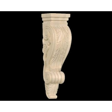 Legacy Signature 13 Inch Leaf And Tulip Corbel