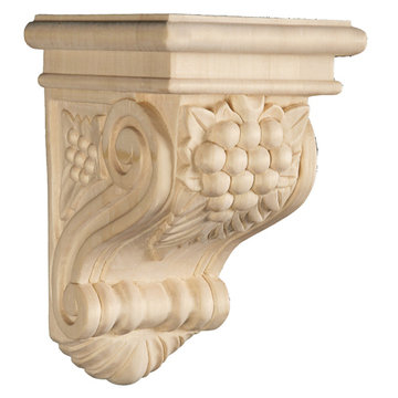 Legacy Signature 8 7/8 Inch Grape Corbel