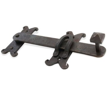 "Restorers 10 3/4"" Iron Gate Latch"