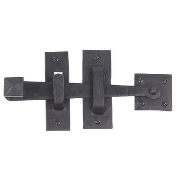 Restorers 8 3/4 Inch Iron Gate Latch