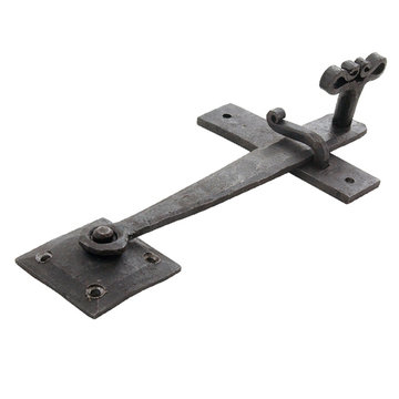 Restorers 9 Inch Iron Gate Latch