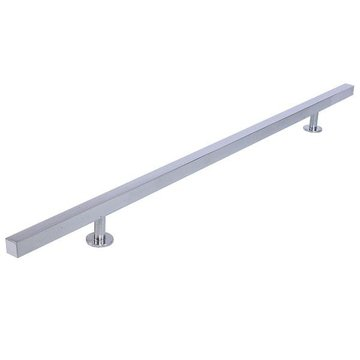Lewis Dolin Square Bar Series Pull - 18 Inch