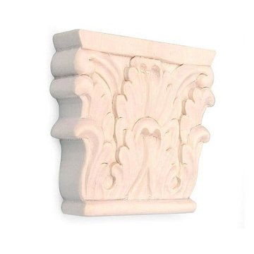 Legacy Signature 3 Inch Acanthus Capital