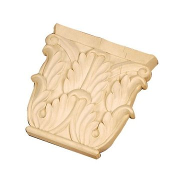Legacy Signature 6 Inch Acanthus Capital