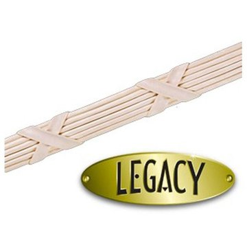 Legacy Signature 8 Foot Ribbon  And Reed Carved Molding