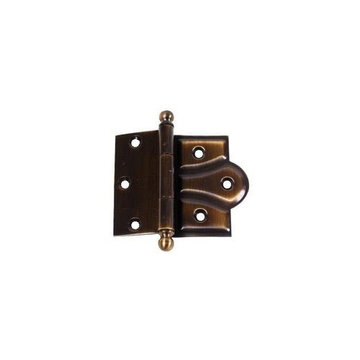 3 HALF MORTISE HINGE
