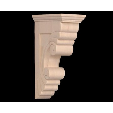 Legacy Signature 14 Inch Parchment Corbel