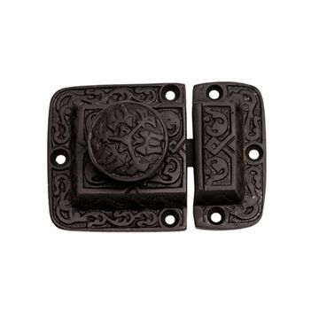 Restorers 2 3/4 Inch Decorative Cabinet Latch