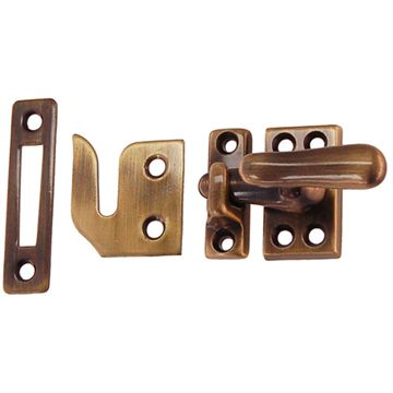 Restorers Classic Casement Latch With Lever Handle