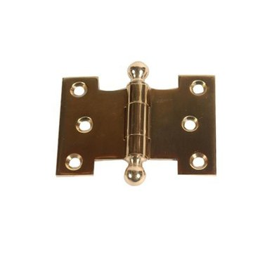 SATIN NICKEL PARLIAMENT HINGE