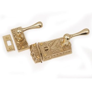 Restorers Eastlake Lever Screen Door Latch