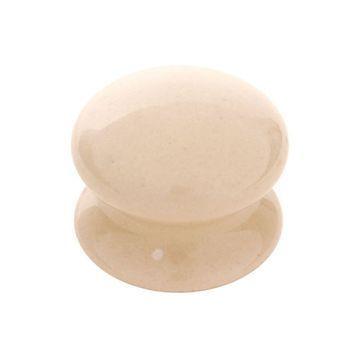 Restorers Porcelain Knob - 2 Inch Diameter