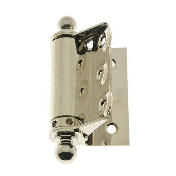 HALF SURFACE ADJUSTABLE TENSION SCREEN DOOR HINGE