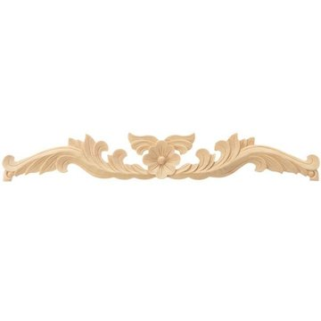 Legacy Signature 18 1/4 Inch Flower And Vine Applique