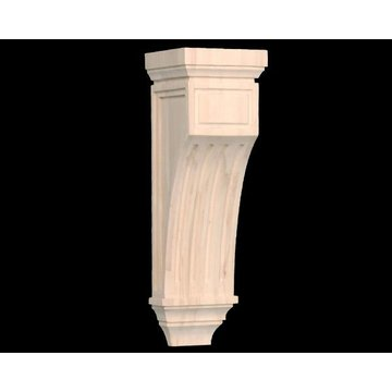 18 1/2 ARTS & CRAFTS CORBEL