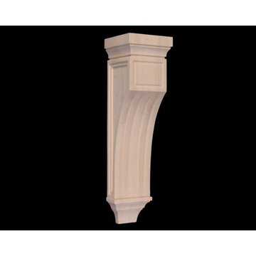 26 1/2 ARTS & CRAFTS CORBEL