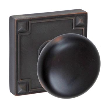 SONOMA DUMMY DOOR SET WITH ROUND KNOB