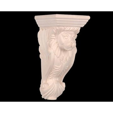 Legacy Signature 10 1/2 Inch Lion Corbel