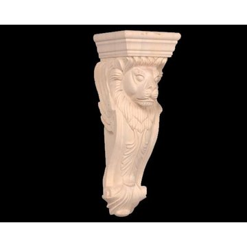 Legacy Signature 18 1/2 Inch Lion Corbel