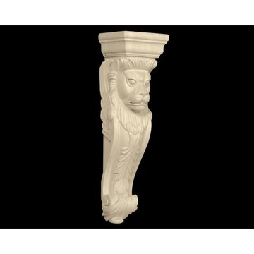 Legacy Signature 25 Inch Lion Corbel