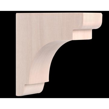 Legacy Signature 5 Inch Curved Bracket Corbel