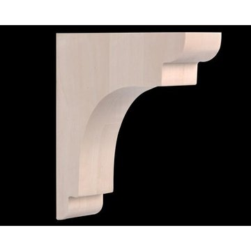 Legacy Signature 7 1/2 Inch Curved Bracket Corbel