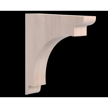 Legacy Signature 9 1/2 Inch Curved Bracket Corbel