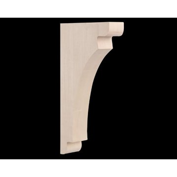 Legacy Signature 12 Inch Curved Bracket Corbel