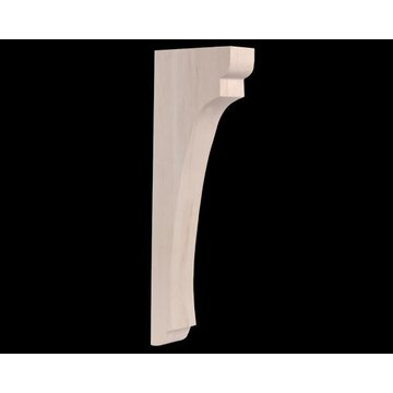 Legacy Signature 25 Inch Curved Bracket Corbel